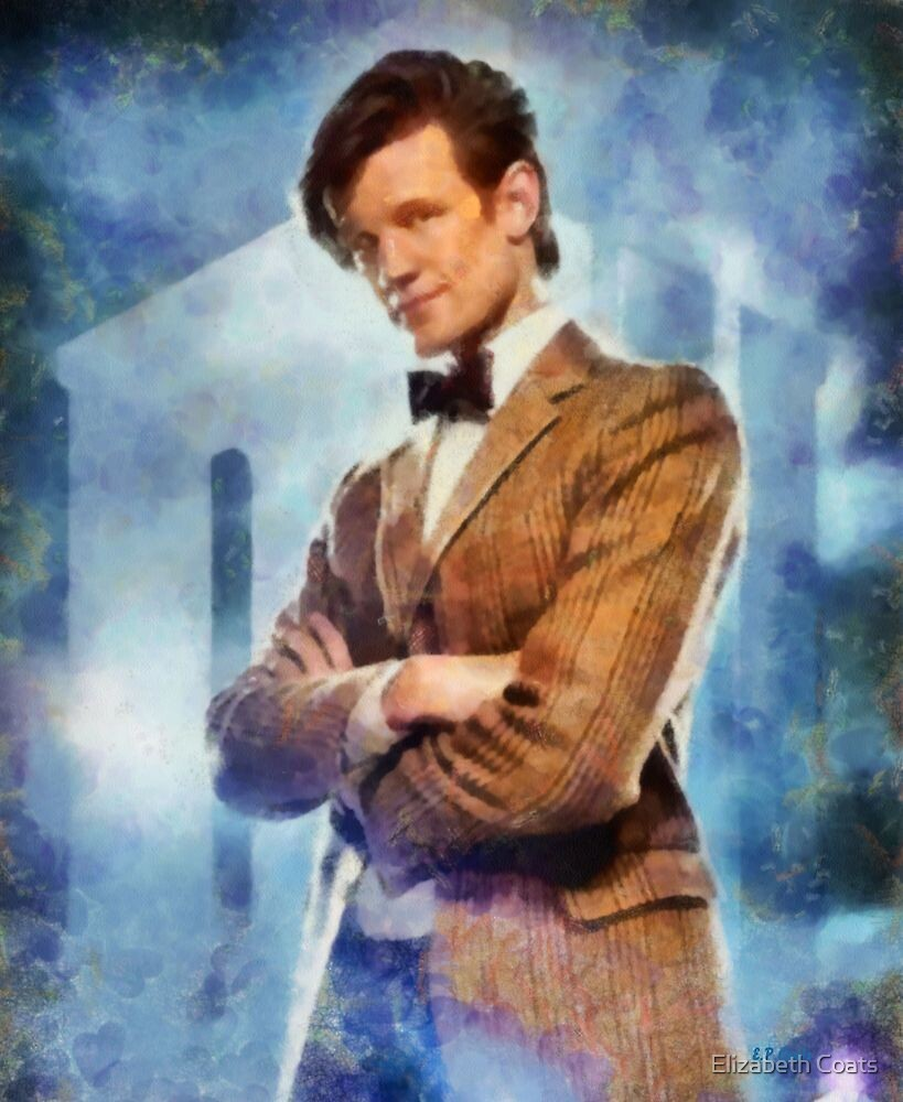 Dr. Who by Elizabeth Coats