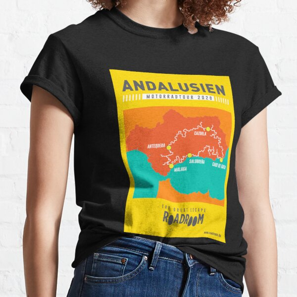 ANDALUSIEN RoadRoom  2020 Classic T-Shirt