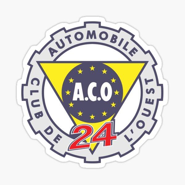 l'ACO ont été les organisateurs héroïques de sans doute la plus grande course du monde Sticker