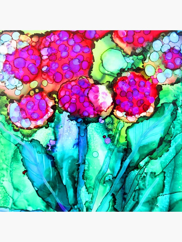 Purple Flowers by martablaszak