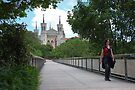 Lyon Basilica: Basilique Notre-Dame de Fourviere, France by GrahamCSmith