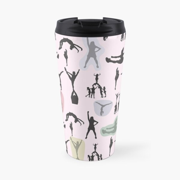 Cheerleader Chance Travel Mug