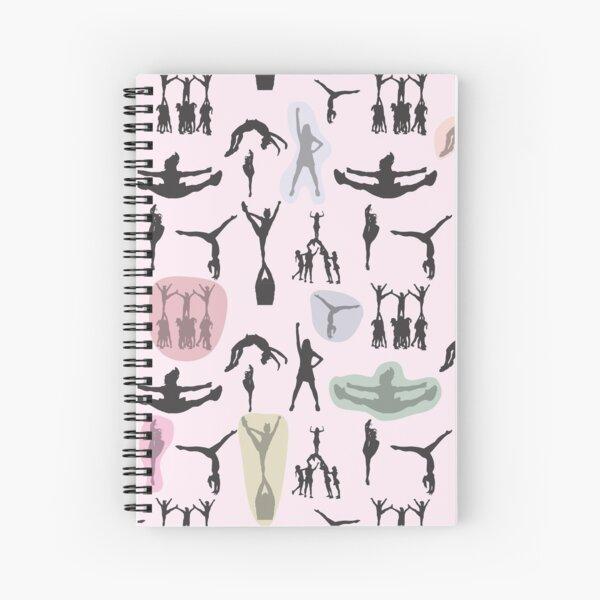 Cheerleader Chance Spiral Notebook