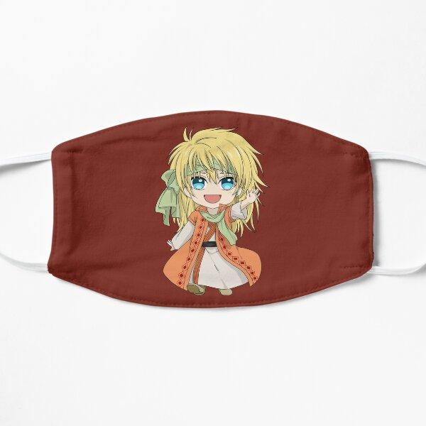 Zeno Chibi Flat Mask