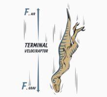 Terminal Velociraptor | Unisex T-Shirt