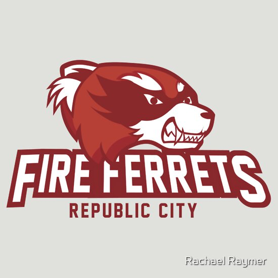 TShirtGifter presents: Republic City Fire Ferrets