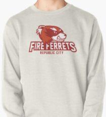 Republic City Fire Ferrets Pullover