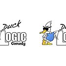 Duck Logic Comedy Logo MUG!!! by Dave-id