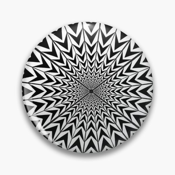 Design, #abstract, #pattern, #illustration, psychedelic Pin