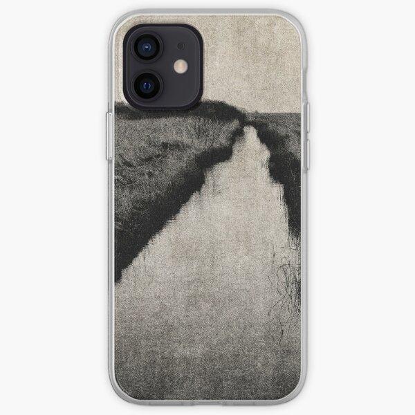 NOIR / Flow iPhone Soft Case