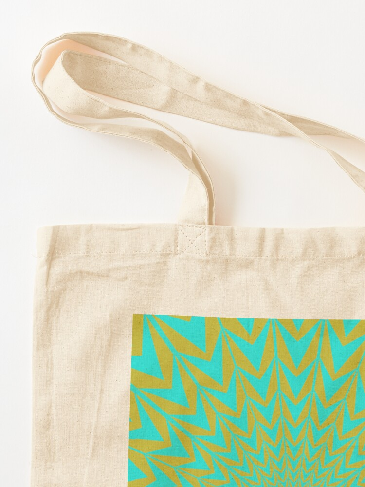 Alternate view of Design, #abstract, #pattern, #illustration, psychedelic Tote Bag
