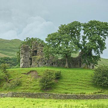 Pendragon Castle by VoluntaryRanger