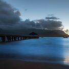 A land called Hanalei - Kauai by Michael Treloar