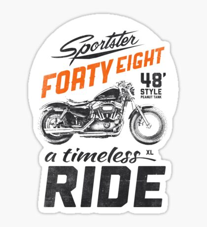 Forty Eight Sticker