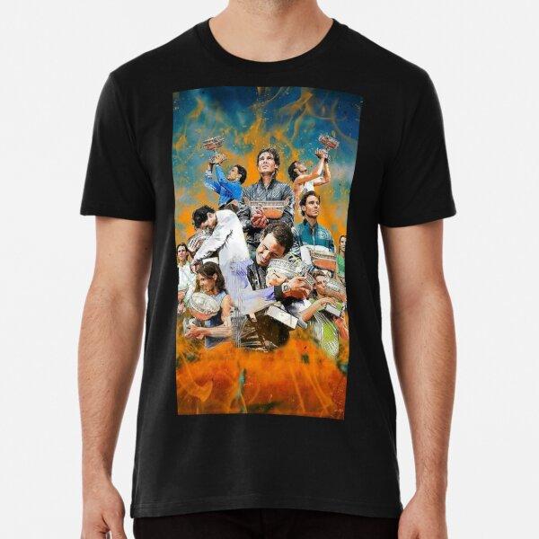 Rafael Nadal T-shirt premium