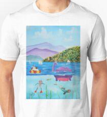 Th Loch Ness monster Unisex T-Shirt