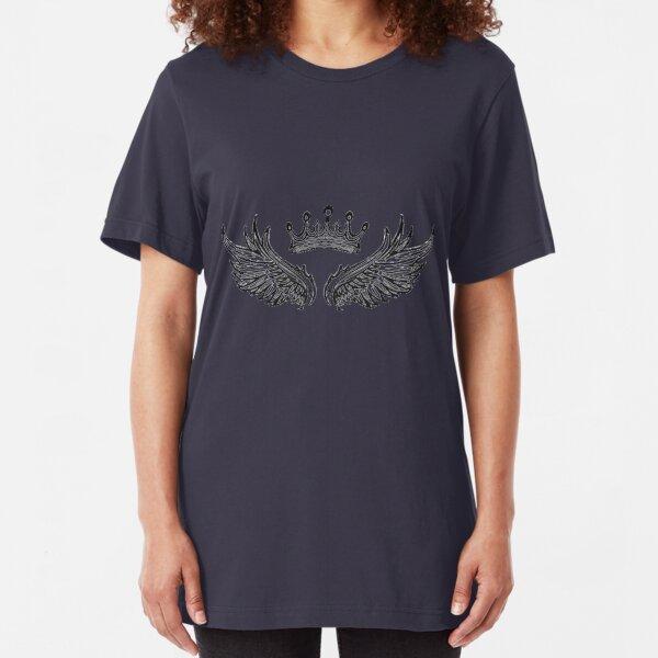 Swan Queen Slim Fit T-Shirt