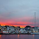 Evening in Norway by globeboater