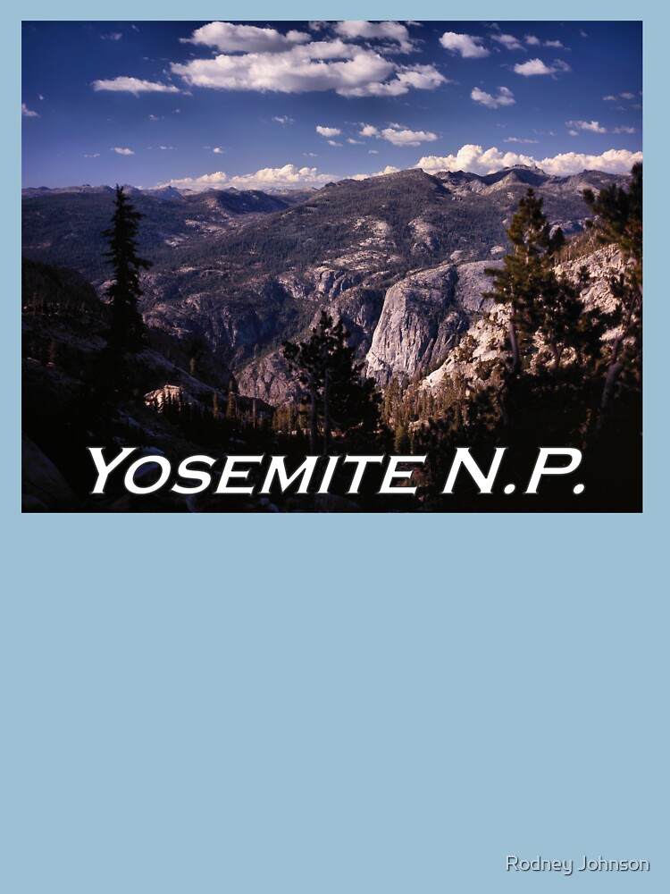 Grand Canyon of the Tuolumne - Yosemite N.P. by rodneyj46