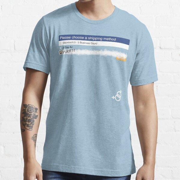 Shipping Method (Yuri) Essential T-Shirt