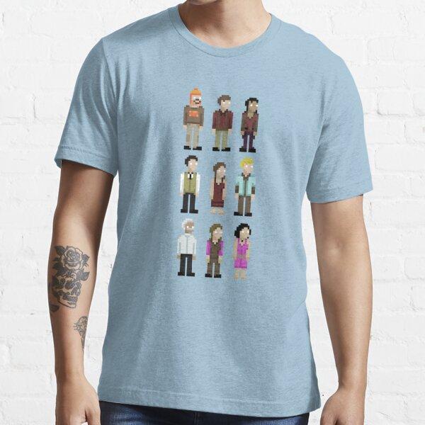 Little Damn Heroes Essential T-Shirt