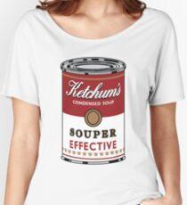 Souper Effective Women's Relaxed Fit T-Shirt