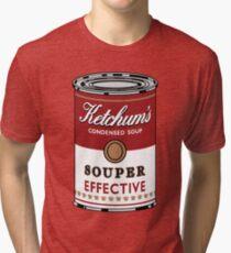 Souper Effective Tri-blend T-Shirt