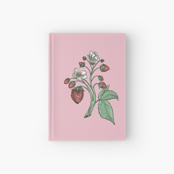 Owlberry Hardcover Journal