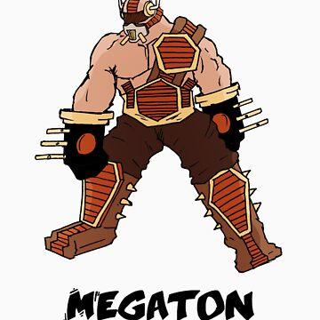 Megaton by ImranNalla