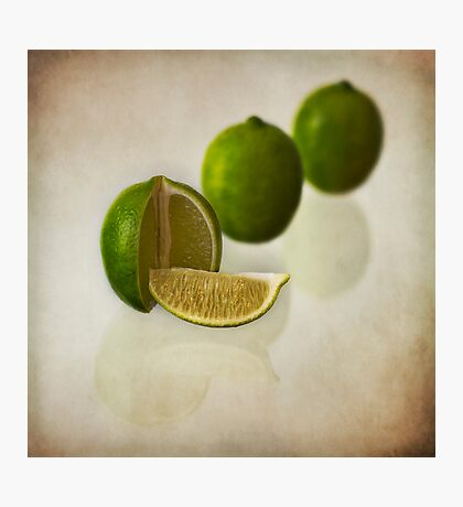 Limes Photographic Print