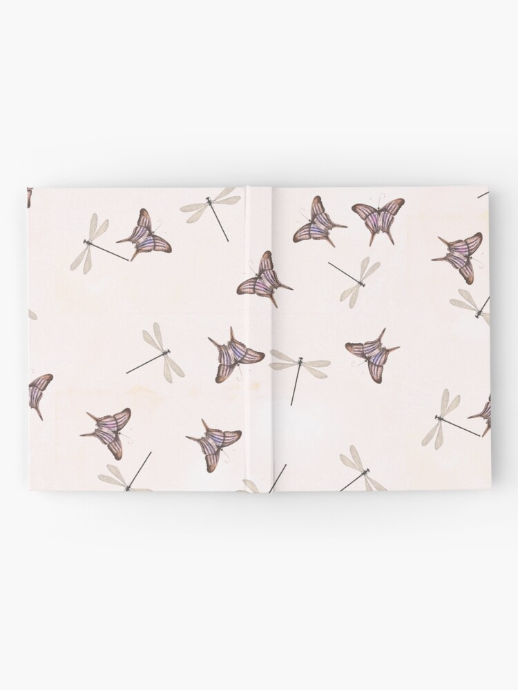 Alternate view of Butterflies and damselflies Hardcover Journal