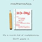Ramadhan in Simple Mathematics by SpreadSaIam