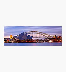 Classic Sydney, New South Wales, Australia Photographic Print