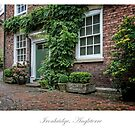The streets of Ironbridge by Jacinthe Brault