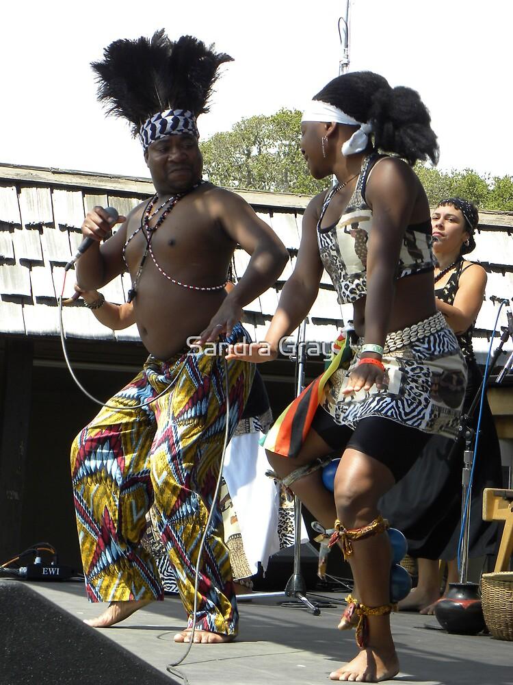 Chinyakare of Zimbabwe  by Sandra Gray