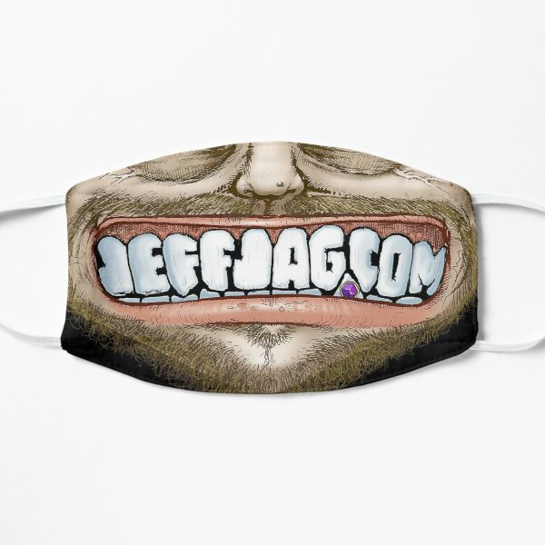 Friends of JeffJag.com - 2011 Edition Mask