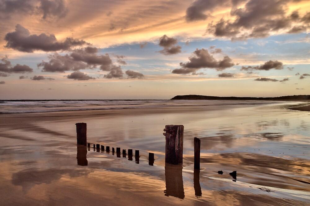 Retreating Reflections by John Sharp