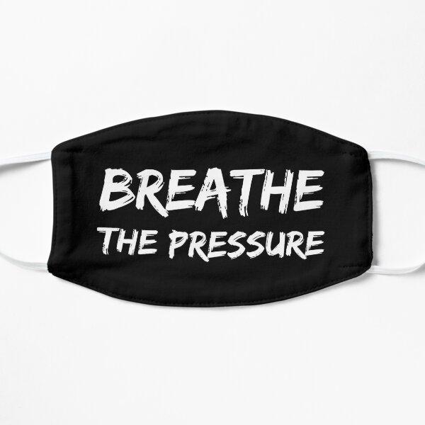 BREATHE THE PRESSURE - The Prodigy [White] Flat Mask
