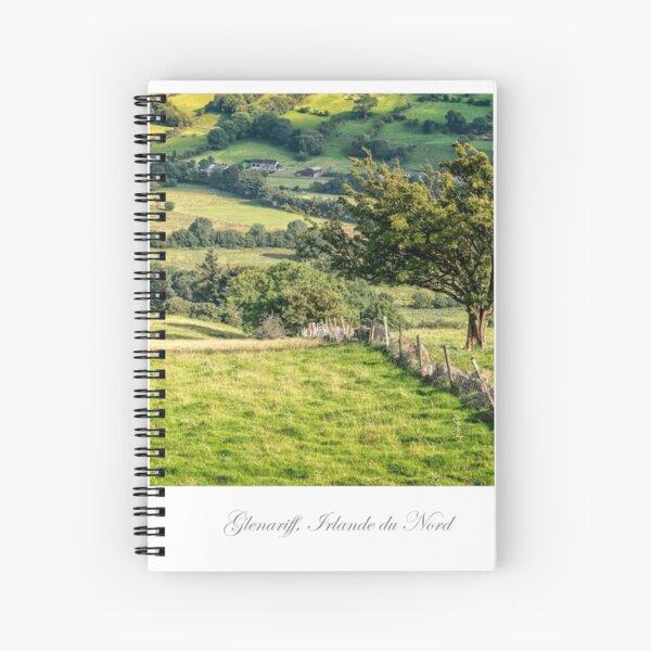 Glenariff Spiral Notebook