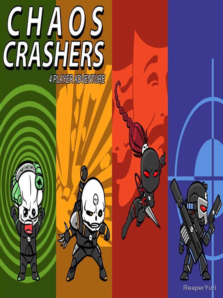 Chaos Crashers | Unisex T-Shirt