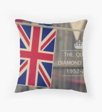 Jubilee  Throw Pillow