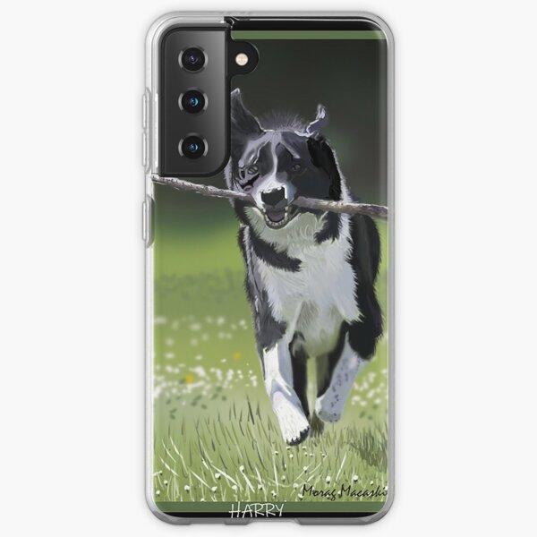 """Harry"" Samsung Galaxy Soft Case"