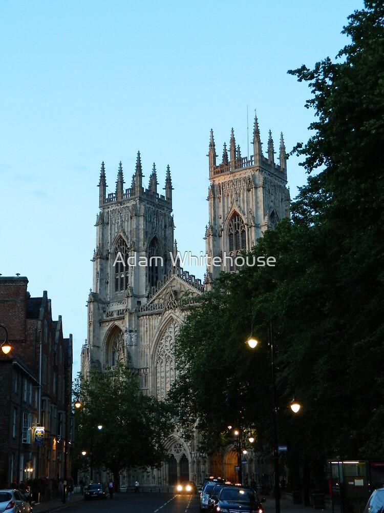 York Minster by Adam Whitehouse