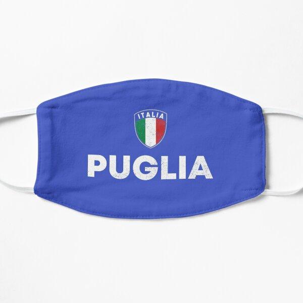 Puglia Pride Apulian Roots Pugliese Heritage Flat Mask