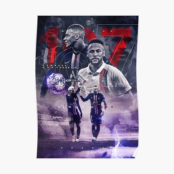 Fond d'écran Neymar Art Poster