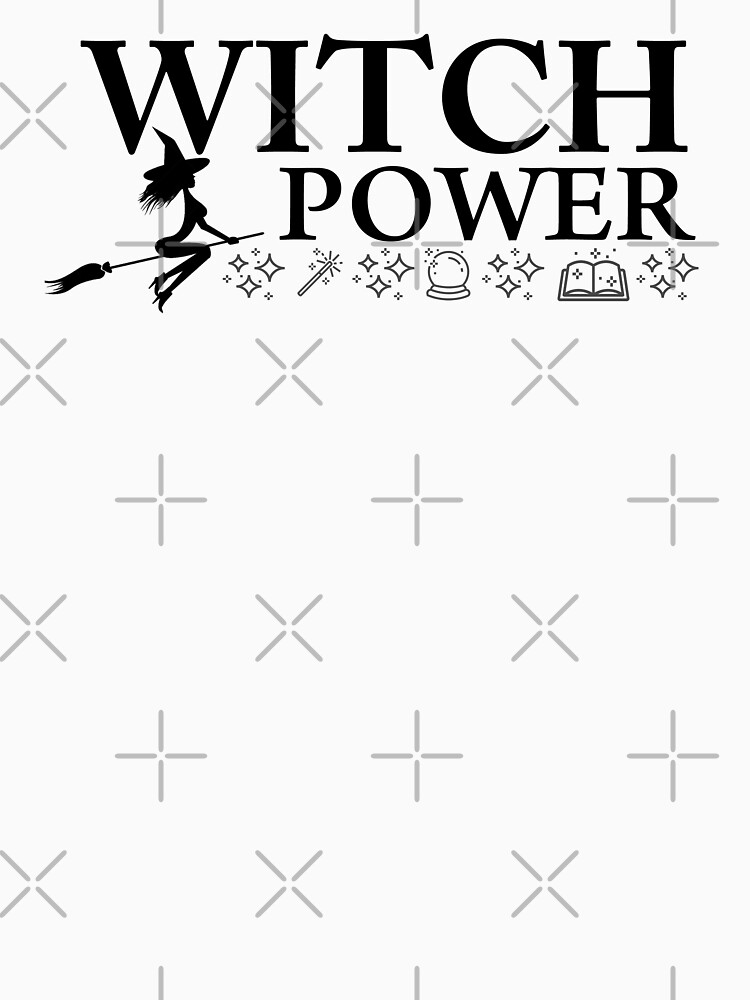 Witch 2 design Witch Power by Mbranco