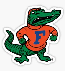 Vintage UF Gator Sticker