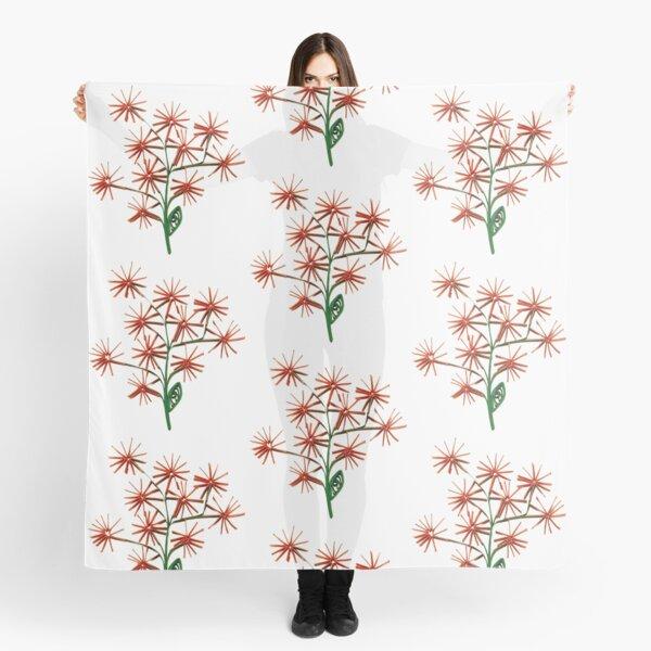 Star Flower Scarf