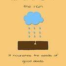 Ramadhan is Like.. the Rain by SpreadSaIam