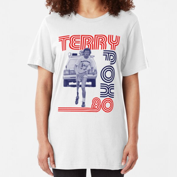 Terry Fox Slim Fit T-Shirt